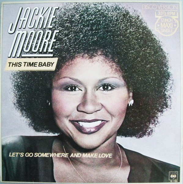 jackie moore this time baby acapella