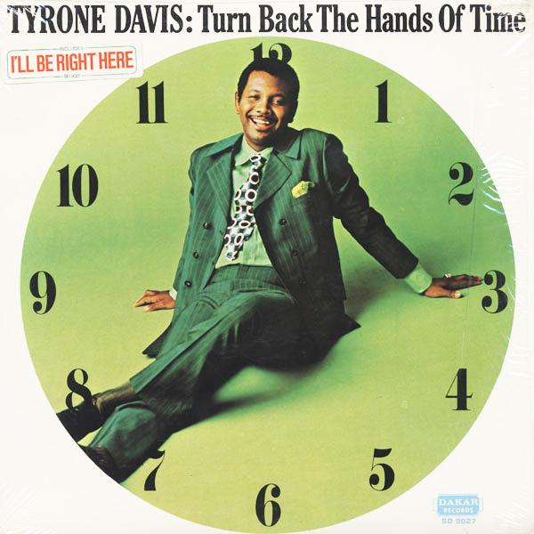Tyrone Davis Tyrone Suffer